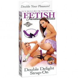 Double Delight Strap-On
