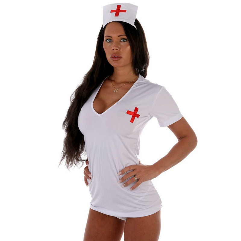 Olydig Sjuksköterska Set