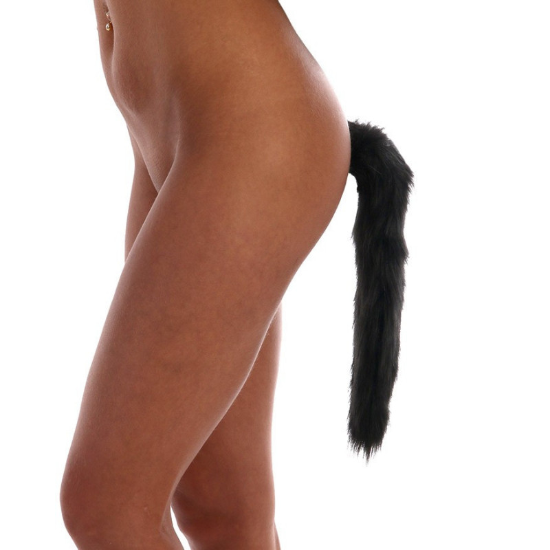 Buttplug Fox Tail