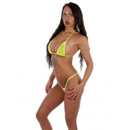 Bikini Sexig Yellow
