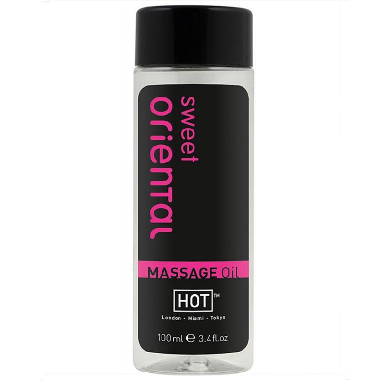 Hot Massage Oljebaserad