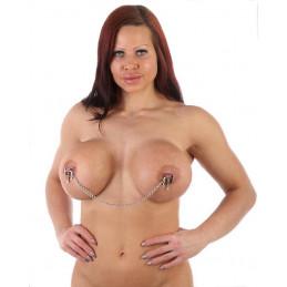 Justerbara Bröstklämmor