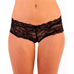 Trosor See Through Black