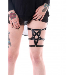 Leg Harness Pentagram Star