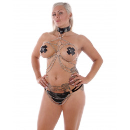 Body Harness Chain Panties