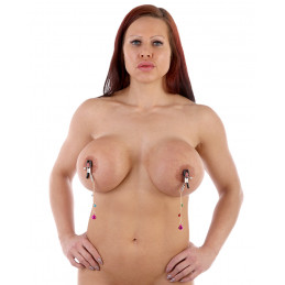 Nipple Clamp Bells Chain
