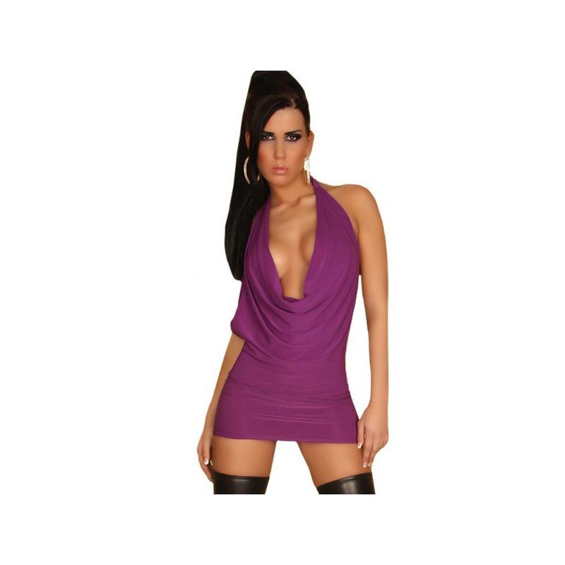Klänning Tracy Purple