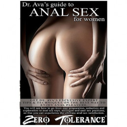 Dr Ava guide to analsex for women